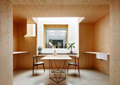到舒適的辦公空間!由建築師Anna Puigjaner與Guillermo Lopez