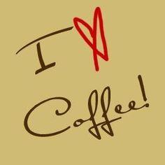 I ♥ Coffee!
