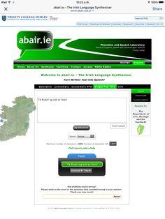 Trinity College Dublin, Irish Language, English House, Learning, Studying, Teaching, Onderwijs