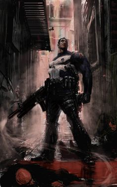 Punisher by BrianThies on DeviantArt Marvel Comic Books, Comic Book Characters, Comic Book Heroes, Marvel Characters, Comic Character, Comic Books Art, Comic Art, Book Art, The Punisher