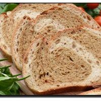Dvojbarevný chleba Matcha, Bread, Food, Brot, Essen, Baking, Meals, Breads, Eten