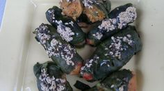 Steamed Spinach Rolls Recipe in Electric Rice Cooker by Healthy Kadai