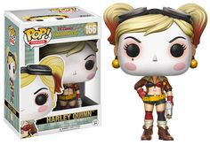 This is a Funko DC Comics Bombshells POP Harley Quinn Vinyl Figure that is produced by Funko. The new Bombshell line of Funko POP vinyls looks great! A must have for any Harley Quinn fan. Harley Quinn, Joker And Harley, Joker Pop, Pop Figurine, Figurines Funko Pop, Funko Figures, Pop Vinyl Figures, Dc Comics Bombshells, Ri Happy