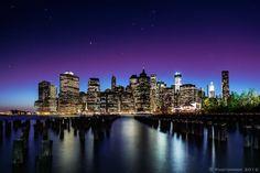 Manhattan skyline!!!