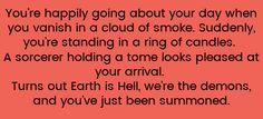 In a cloud of smoke. | PROMPTUARIUM