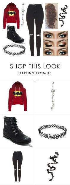 """""""Untitled #2007"""" by beau-4-ever ❤ liked on Polyvore featuring Nature Breeze and Topshop"""