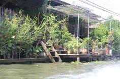 Bangkok, sur le Chao Phraya