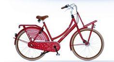Cortina fiets lief Love this bike