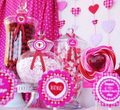 The Party Wagon - Blog - BE MINE- Valentines Day Party