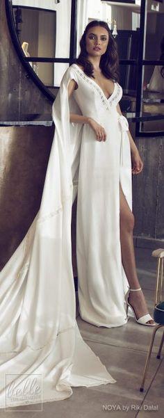 4451168e0ab8 NOYA By Riki Dalal Wedding Dress Spring 2019   Forever Bridal Collection -  SUSANNAH Ethereal Wedding