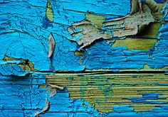 Old weathered paint