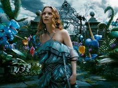 Alice in Wonderland - Colleen Atwood