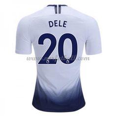 Billige Fotballdrakter Tottenham Hotspurs 2018-19 Dele Alli 20 Hjemmedrakt Kortermet Dele Alli, Tottenham Hotspur, Tops, Fashion, Moda, Fashion Styles, Fasion