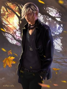 Shye is my OC. Old painting I made for Samurai artbook in 2012. Sorry for the crappy anatomy.