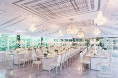 Believe it or not, this breathtaking backyard #Toronto #wedding #reception took…
