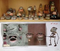 'The Art of The Boxtrolls' - Book Review | Skwigly Animation Magazine