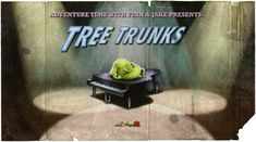 """""""Tree Trunks"""" is the fourth episode in the first season of Adventure Time. It is the fourth episode overall. Tree Trunks joins Finn and Jake on an adventure through the Evil Forest in search for the legendary Crystal Gem Apple. Adventure Time Season 1, Adventure Time Wiki, Adventure Time Episodes, Marceline, Finn Jake, Adventure Time Background, Super Club, Land Of Ooo, Finn The Human"""