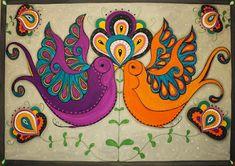 Mora Fiaño: P i n t u r a s Chalk Paint, Painting & Drawing, Graffiti, Polymer Clay, Illustration Art, Behance, Kids Rugs, Drawings, Animals