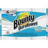 Price: $8.99 Bounty Paper Towels, Prints, 6 Big Rolls