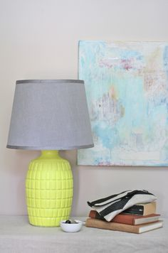 Mod Neon Lamp Makeover