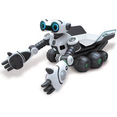 The Room Tidying Pickup Robot - Hammacher Schlemmer