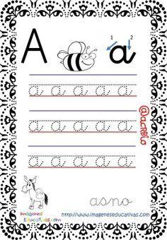 Cuaderno de trazos Imágenes Educativas letra escolar (1)