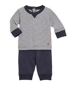 Petit Bateau - Baby s Striped Tee Baby Icon 2b45dd5b977