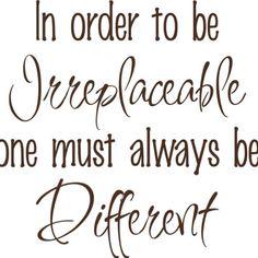 One of my favorite Audrey Hepburn quotes