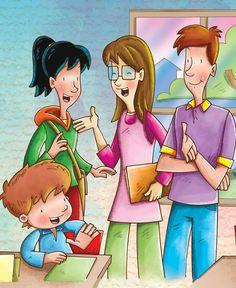 Fortalecer la relación entre la escuela y los padres - Artículo publicado originalmente en Maestra Preescolar Nº 123 de México.