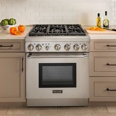 Thermador Countertop Stove : Best 30 Inch Professional Gas Ranges (Reviews/Ratings/Prices) Ranges