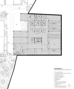Pontificia Universidad Javeriana School of Arts,Plan