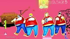 """Just Dance 2014! """"Turn Up The Love(Sumo Version)"""" 5 Stars - YouTube"""