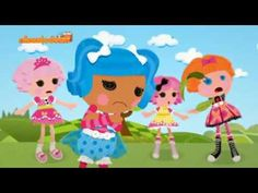 Lalaloopsy, Παιδική ταινία στα ελληνικά. Lalaloopsy Land: Ψάχνοντας την Pillow - YouTube