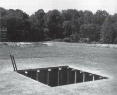 "Mary Miss, ""Perimeters/Pavillions/Decoys"", 1977-78, NY"