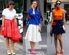Spring 2015 Fashion Trends   Spring-Summer 2015 street fashion trends