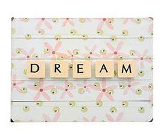 Impression sur bois de bouleau DREAM - 51*36