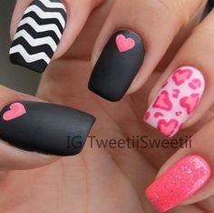 Multi nail design