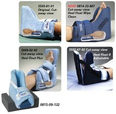 """Heel Float Products - Heel Float II Walker Boot, Small, W 4"""", Circ Range: 10""""-15"""" - Model 55976501 by Rolyn Prest. $172.26. This item may differ from the image shown. This item may be a replacement or optional part for the image shown, or differ in model, color, etc. Please review the title and features carefully before placing your order.. (SEE AVAILABILITY ABOVE FOR ESTIMATED DELIVERY) - Heel Float Products - Heel Float II Walker Boot, Small, W 4"""", Circ Range: 10"""" -..."""