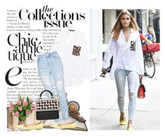 Olivia Palermo by gabriela2105 on Polyvore featuring moda, Topshop, Jimmy Choo, J.Crew and Study