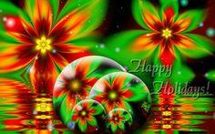 Happy Holidays by LaraBLN on DeviantArt