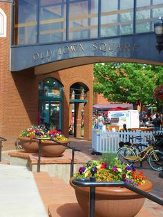 Old Town Square, Fort Collins #MoveToFortCollins www.realfortcollinsagent.com