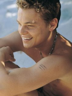 """""""The Beach"""" directed by Danny Boyle, starring Leonardo Dicaprio"""