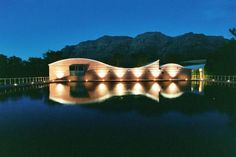 Dornier Winery in South Africa