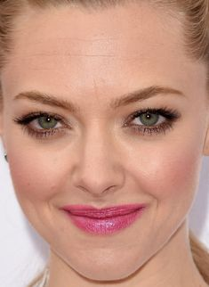 Amanda Seyfried makeup close-up at the TIFF premiere of While We're Young: http://beautyeditor.ca/2014/09/12/amanda-seyfried-tiff-2014-hair-and-makeup