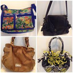 Le Sportsac, Nine West, Liz Claiborne, B Makowsky, Vera Bradley & much more. Handbags & purses for sale on eBay. Go to Fashion Boutique 29 thank you.