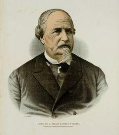 """Retrato de Emilio Arrieta"" (2ª ½ s. XIX)"
