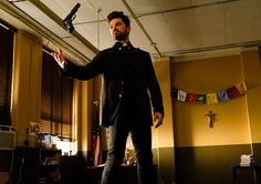 "TV write-up for season episode 12 of AMC's Preacher, ""The End of the Road"". Tv Writing, Real Vampires, Tv Reviews, Tv Episodes, End Of The World, Tulip, Father, Friends, Pai"