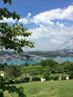 view of the city Istanbul, Beautiful Places, River, City, Outdoor, Outdoors, Outdoor Games, Outdoor Living, Rivers