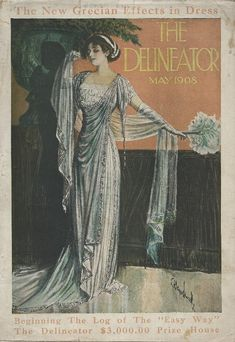 1904 Delineator Magazine cover