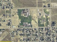 2005 Modoc County, California Aerial Photography